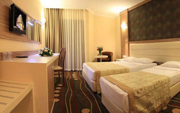 Bodrum Ahşap - Vista Hill Hotel Mobilya Tasarımları