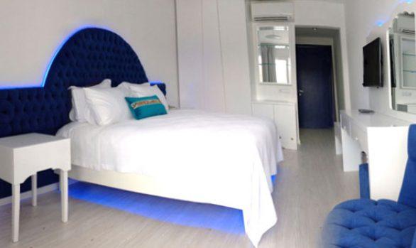 Bodrum Ahşap - Yalıçapkını Hotel Mobilya Tasarımları