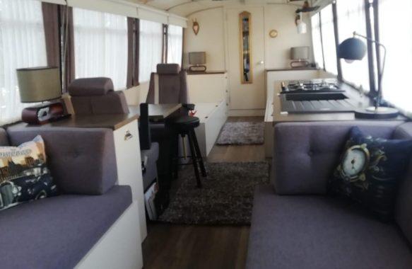 otobus karavan tasarımı bodrum
